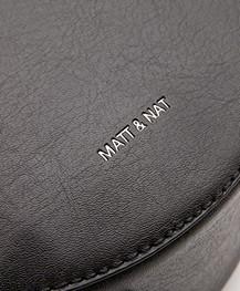 Matt & Nat Kate Mini Vintage Cross-body Bag - Black