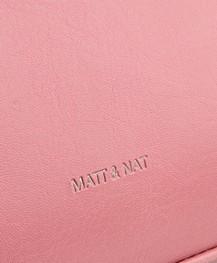 Matt & Nat Minty Vintage Cross-body Tas - Berry