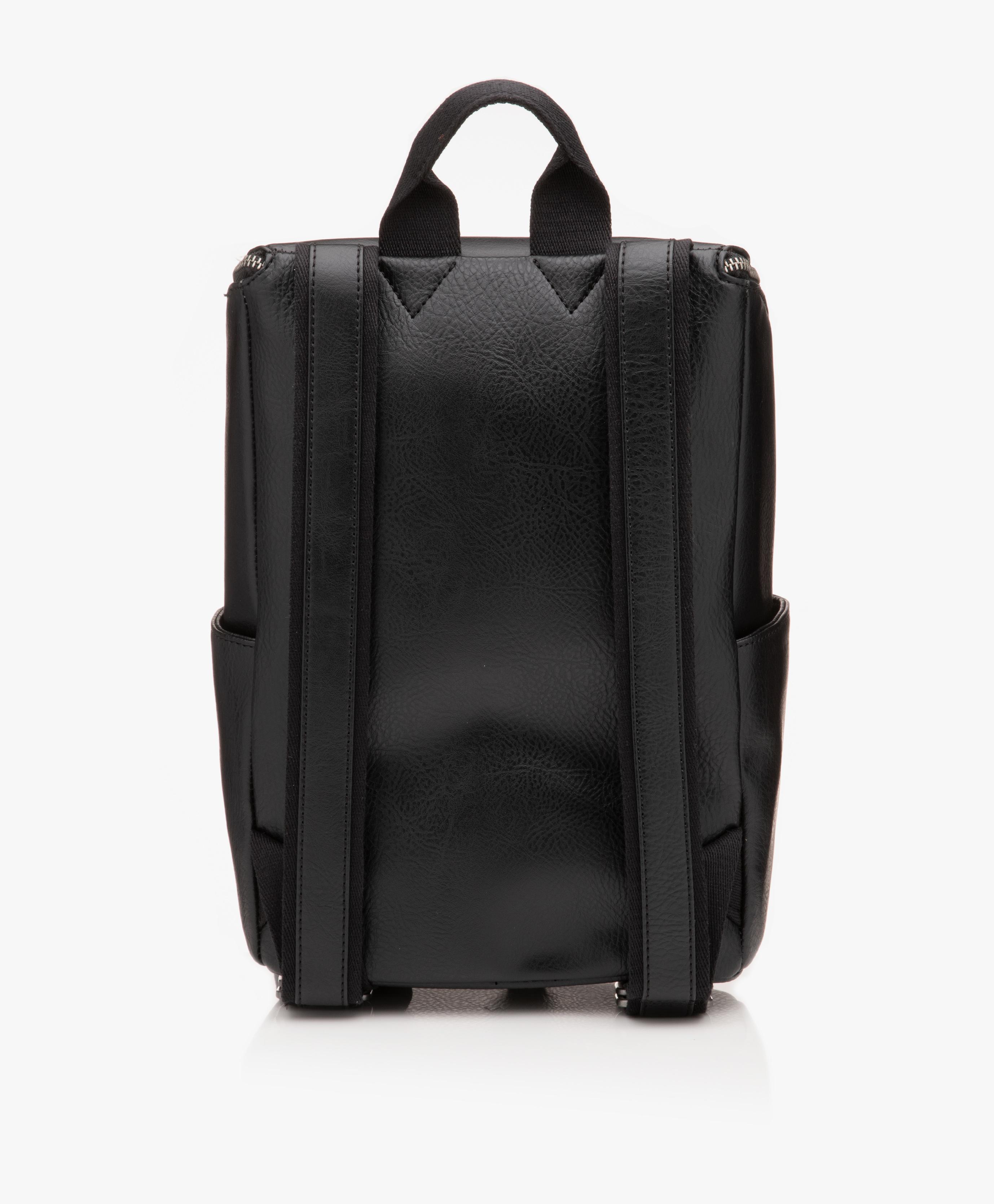5bd8020221 Matt   Nat Brave Dwell Backpack - Black - brave