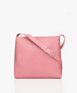 Matt & Nat Minty Vintage Cross-body Tas - Berry