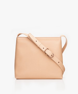 Matt & Nat Minty Vintage Cross-body Tas - Frappe