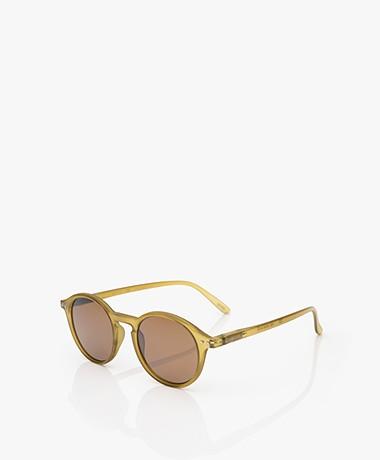 IZIPIZI SUN #D Sunglasses - Bottle Green