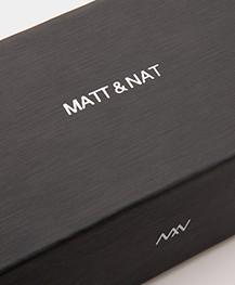 Matt & Nat Otis Zonnebril met Gekleurde Glazen - Roze