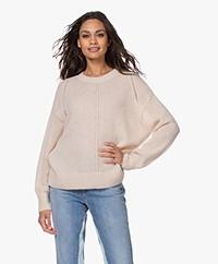 Closed Alpaca Blend Sweater - Peony