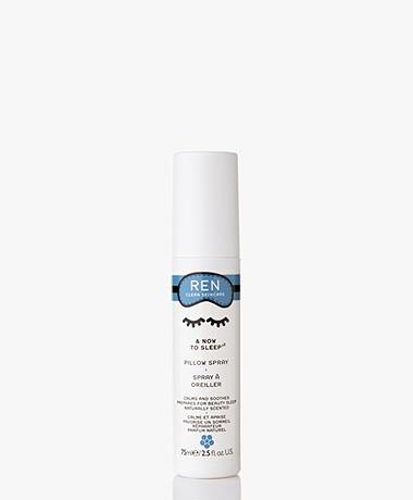 REN Clean Skincare & Now To Sleep Pillow Spray