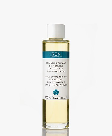 REN Clean Skincare Atlantic Kelp & Magnesium Body Oil