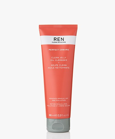 REN Clean Skincare Perfect Canvas Jelly Oil Cleanser