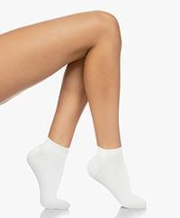 FALKE Fine Softness Sneaker Socks - White