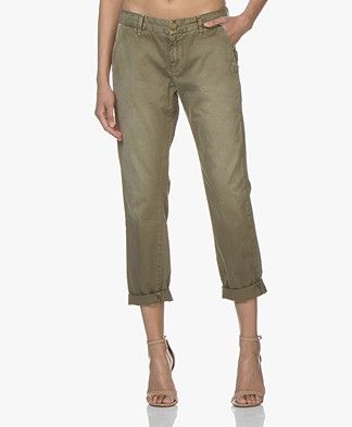 Current/Elliott Chino The Buddy - Vintage Army