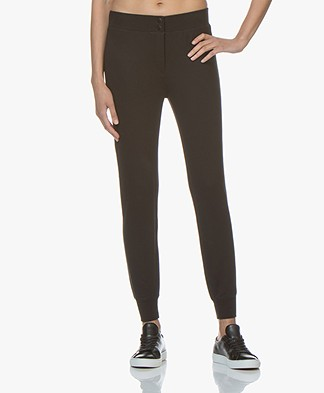 Rag & Bone Athletic Katoenmix Sweatpants - Zwart