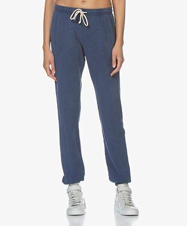 American Vintage Hapylife Sweatpants - Vintage Blue
