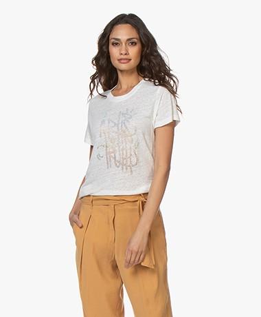 Zadig & Voltaire Azedi Strass Jormi T-shirt - Judon