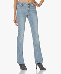 Zadig & Voltaire Eclipse Flared Jeans - Blue