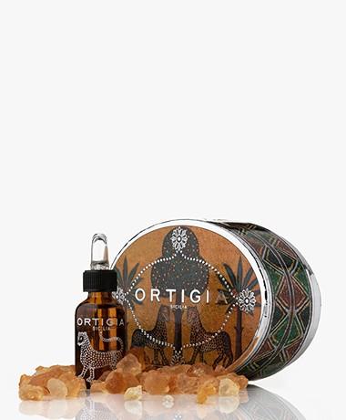 Ortigia Scented Crystals + Fragrance Oil - Zagara