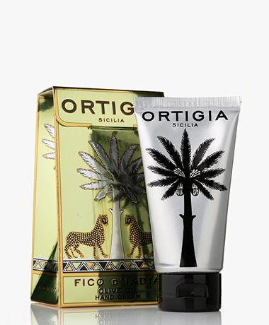 Ortigia Protective Hand Cream - Fico D' India