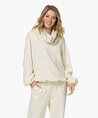 extreme cashmere N°8 Multifunctional Cashmere Accessory - Cream