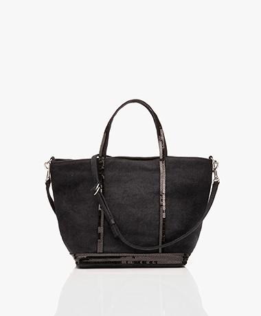 Vanessa Bruno Shoulder/Hand Bag - Black