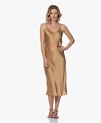 Mes Demoiselles Lolita Satin Dress - Gold
