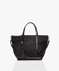 Vanessa Bruno Shoulder/Hand Bag - Black