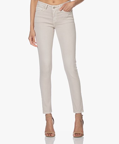 Repeat Skinny Stretch Jeans - Beige