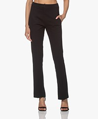 by-bar Lowie Interlock Jersey Pants - Black
