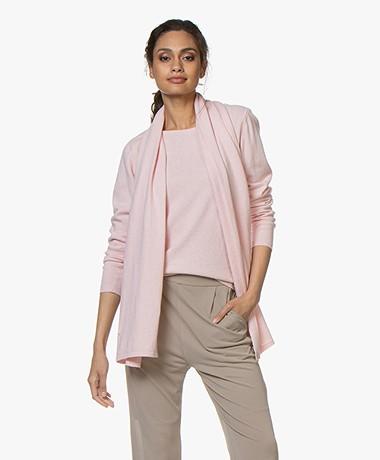 Resort Finest Amico Cashmere Blend Scarf - Pink
