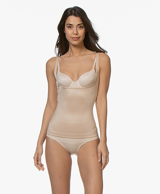 SPANX® Conceal-Her! Open-Bust Cami - Natural Glam