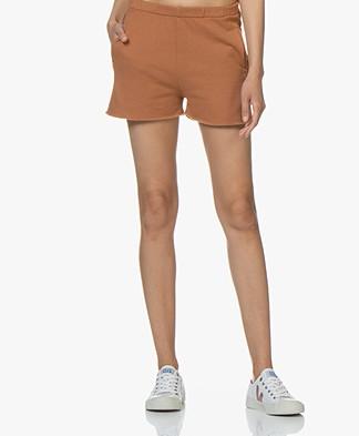 Ragdoll LA Jogger Shorts - Rust