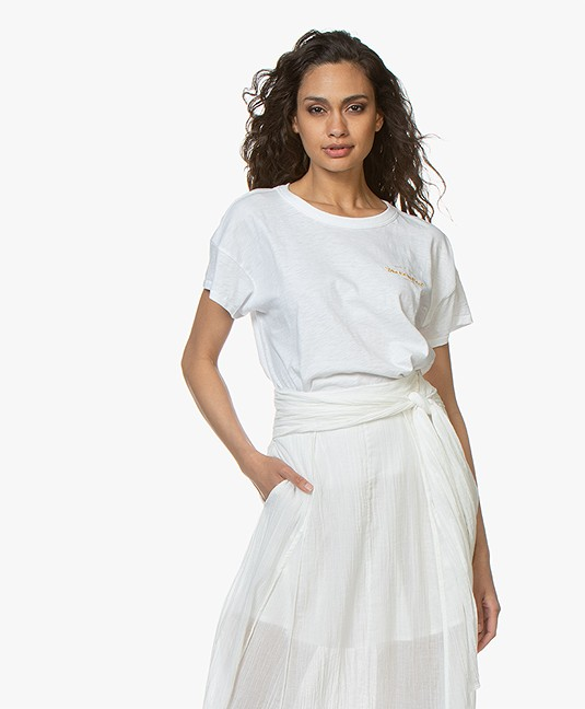 fd85cdf39 Rag & Bone Very Best Vintage Crew T-shirt - White - very best ...