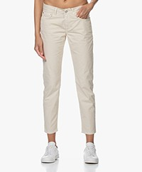 Closed Baker Mid-rise Slim-fit Jeans - Barely Beige