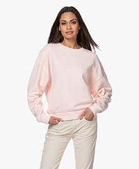 Closed Puur Katoenen Sweater - Soft Pink