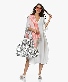 Filippa K Soft Sport Beach Kaftan - Off-white