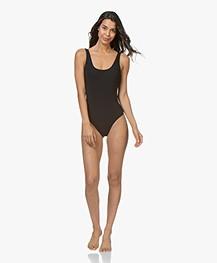 Filippa K Soft Sport Classic Swimsuit - Black