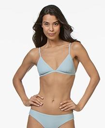 Filippa K Soft Sport Triangle Bikini Top - Alpha