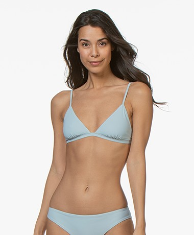 Filippa K Soft Sport Triangle Bikini Top - Alpha