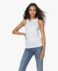 By Malene Birger Amiee Tanktop - Pure white