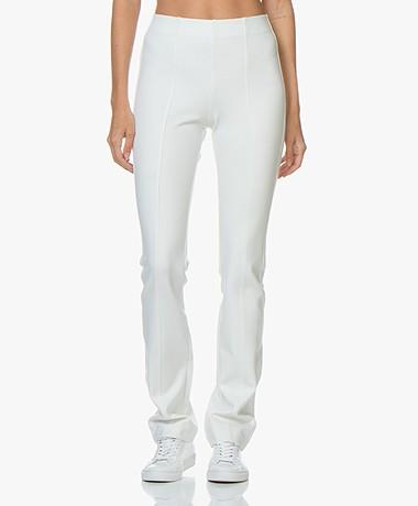 Filippa K Erin Slim Pants - Snow