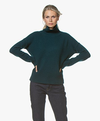 Vanessa Bruno Malo Turtleneck Sweater - Foret
