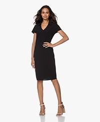 JapanTKY Rajas Travel Jersey Dress - Black