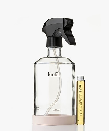 Kinfill Reinigende Badkamer Spray Starterskit - Flowershop