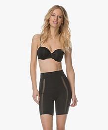 Calvin Klein Sculpted Shaping Shorts - Black