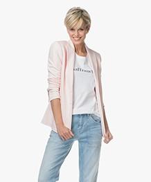 Baukjen Lexden Ponte Jersey Blazer - Soft Blush