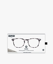 IZIPIZI  READING #E Reading Glasses - Grey Marble