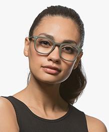 IZIPIZI  READING #E Reading Glasses - Kaki Green