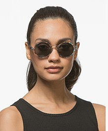 IZIPIZI SUN #D Sunglasses - Blue Tortoise/Grey Lenses