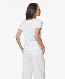Plein Publique Fou D'Amou T-shirt - White