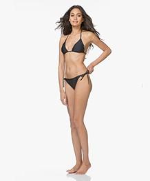 Calvin Klein Triangel Bikinitop - Zwart