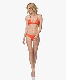 Filippa K Soft Sport Classic Bikinislip - Pop Orange