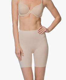 SPANX® Thinstincts Mid-Thigh Short - Soft Nude