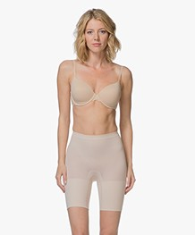 SPANX® Mid-Thigh Power Short - Soft Nude